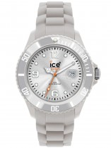 Ice-Watch Silver Silicone Unisex