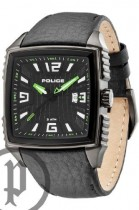 Police Gents Patrol Watch