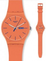Swatch Orangy Pink Rebel