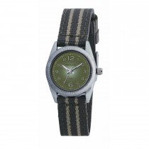 Kahuna Ladies Canvas Strap Watch