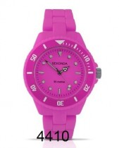 Sekonda Ladies Icy Pink Bracelet Watch