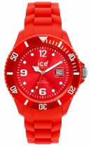Ice-Watch Red Silicone Small