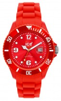Ice-Watch Red Silicone Unisex