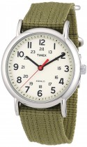 Timex Gents Canvas Strap Watch