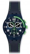 Swatch Green Rush