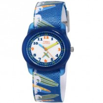 Timex Kids Time Teacher Surfer Strap Watch