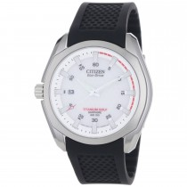 Citizen Eco-Drive Golf Strap Watch