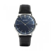 Sekonda Gents Leather Strap Watch