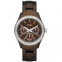 Fossil Ladies Stella Aluminium Watch