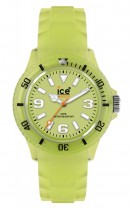 Ice-Watch Yellow Glow in the Dark Silicone Unisex