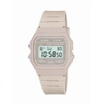 Casio Digital watch with grey strap