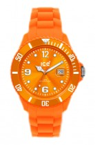 Ice-Watch Orange Silicone Small