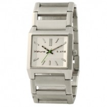 Kahuna Mens White Grey Watch