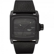 Diesel Gents Leather Strap Watch