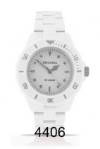 Sekonda Ladies Icy White Bracelet Watch