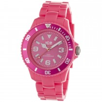 Ice-Watch Solid Pink Unisex Watch