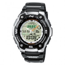 Casio Fishing Timer Combination Watch