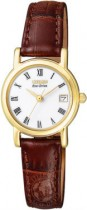 Citizen Ladies Gold Eco-Drive