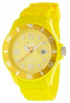 Ice-Watch Yellow Silicone Big