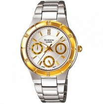 Casio SHEEN Ladies Analogue Watch