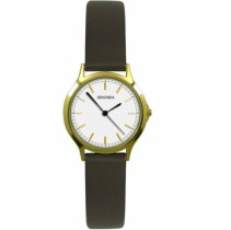Sekonda Ladies Leather Strap Watch