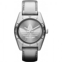 Adidas Ladies Mini Santiago Silver Watch