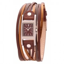 Kahuna Ladies Leather Strap Watch